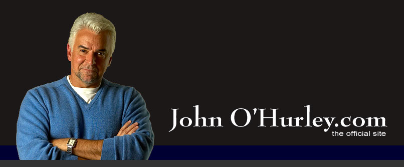welcome to John O'Hurley.com